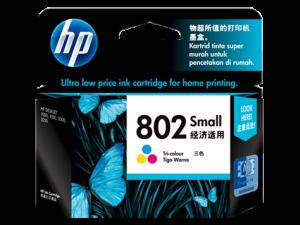 HP Ink Cartridge 802 Colour