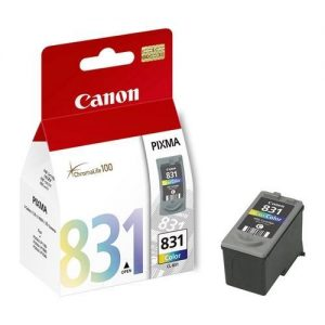 CANON Colour Ink Cartridge PG-831