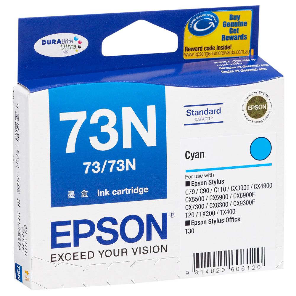 Epson 73N Cyan
