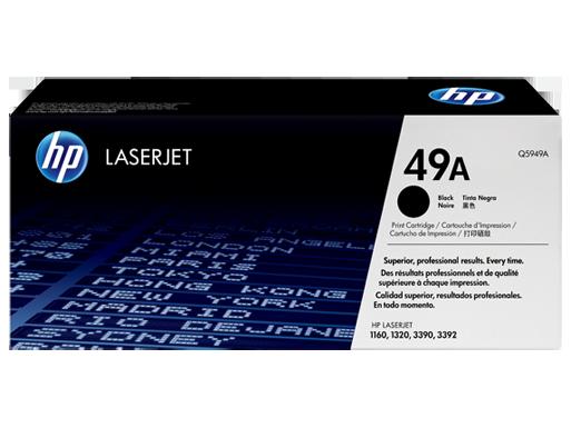 HP Black Toner 49A [Q5949A]
