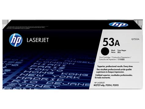 HP Black Toner 53A [Q7553A]