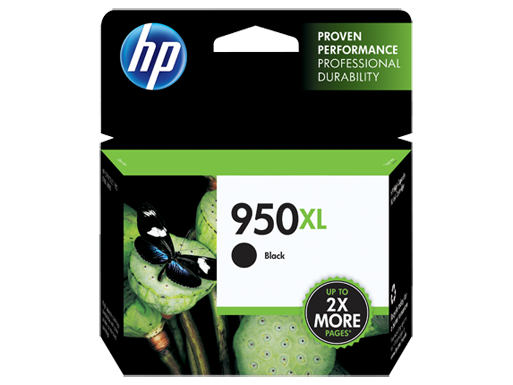 HP Black Ink Cartridge 950XL [CN045AA]