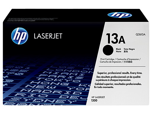 HP Black Toner 13A [Q2613A]