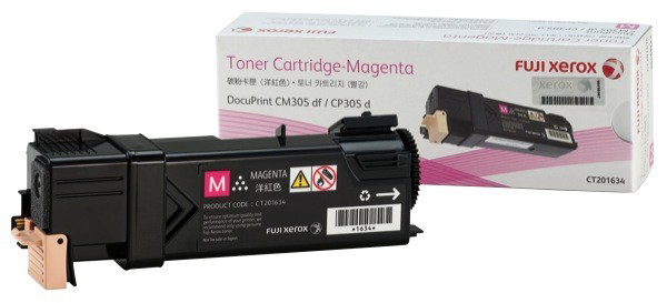 Fuji Xerox CM305df CP305d Magenta (CT201634)