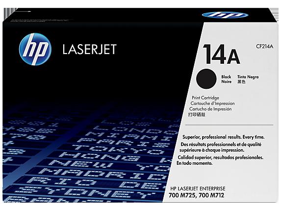 HP 14A Black LaserJet Toner (CF214A)