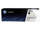 HP Black LaserJet Toner Cartridge 83A [CF283A]