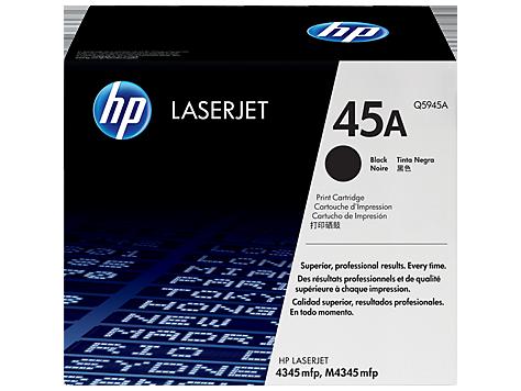 HP Laserjet Black Toner 45A [Q5945A]