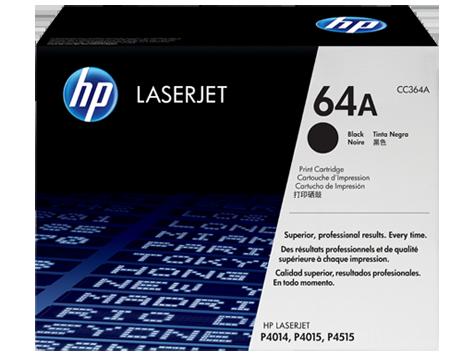HP Laserjet Black Toner 64A [CC364A]