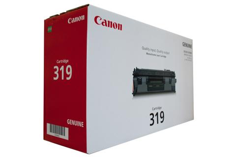 Canon 319 Toner Black