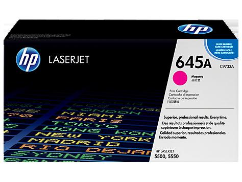 HP 645A Magenta Original LaserJet [C9733A]