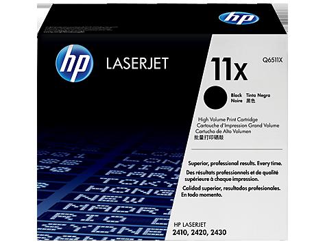 HP Black Toner LaserJet 11X [Q6511X]