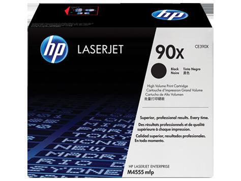 HP Black Toner LaserJet 90X [CE390X]