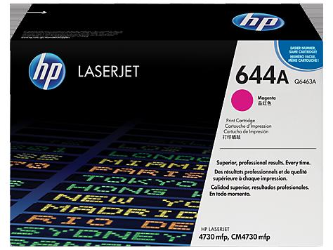 HP Magenta Toner LaserJet 644A [Q6463A]