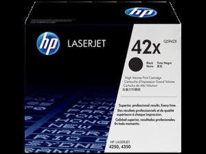 HP Black Toner LaserJet 42X [Q5942X]