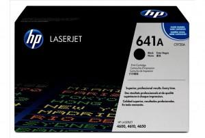 HP Black Toner LaserJet 641A [C9720A]
