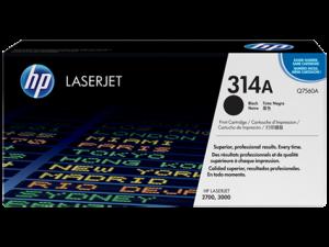 HP Black Toner LaserJet 314A [Q7560A]