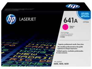 HP Magenta Toner LaserJet 641A [C9723A]