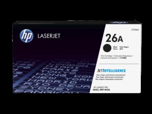 HP Toner LaserJet 26A Black Original ( CF226A )