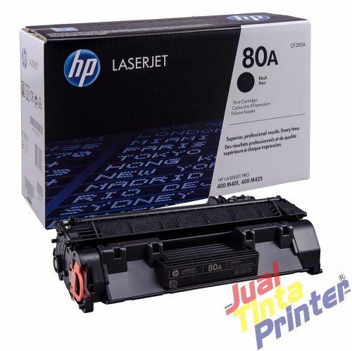 HP 80A Black LaserJet Toner CF280A